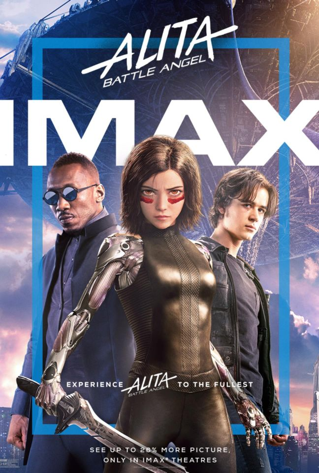 What are you watching? - Page 41 Alita10