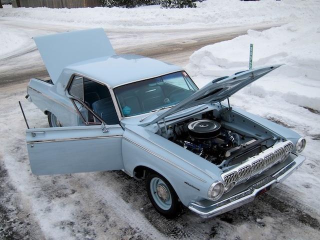 1963 Dodge Polara 500 426 max wedge Kgrhqj10