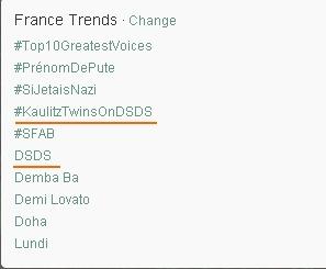 "[INFO] Tokio Hotel en ""trending topic"" sur Twitter !  - Page 4 Kaulit11"