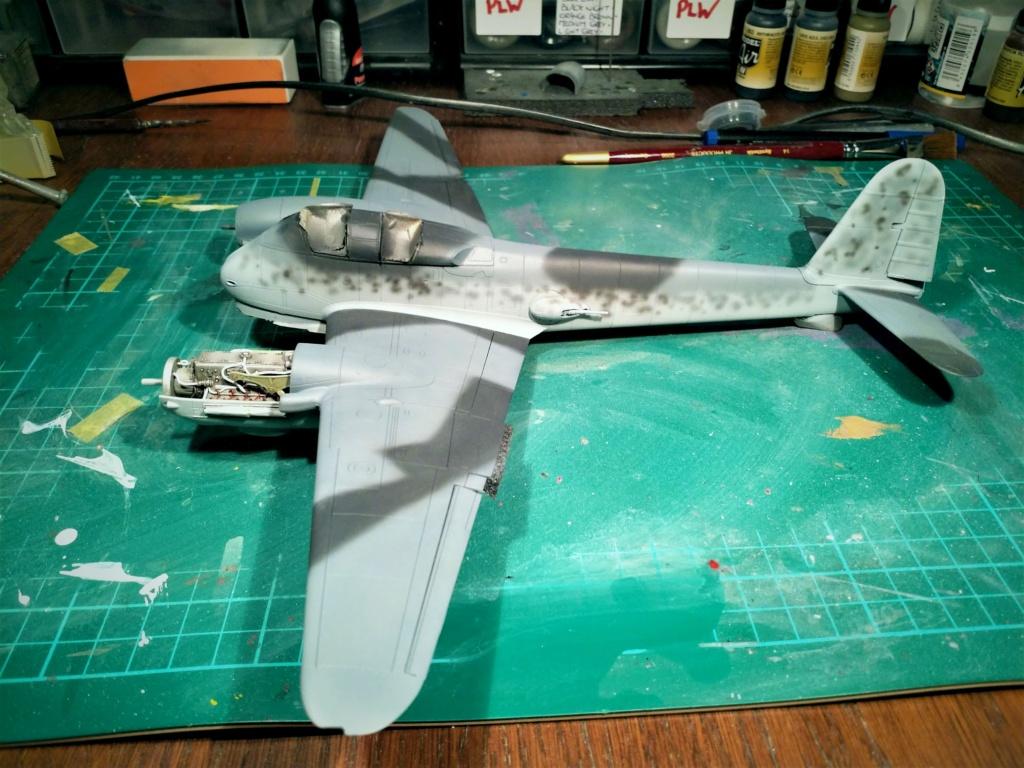 """Messerschmitt Me410B-2/U2/R4 """"Hornisse"""" (MENG 1/48) - Page 15 110"""