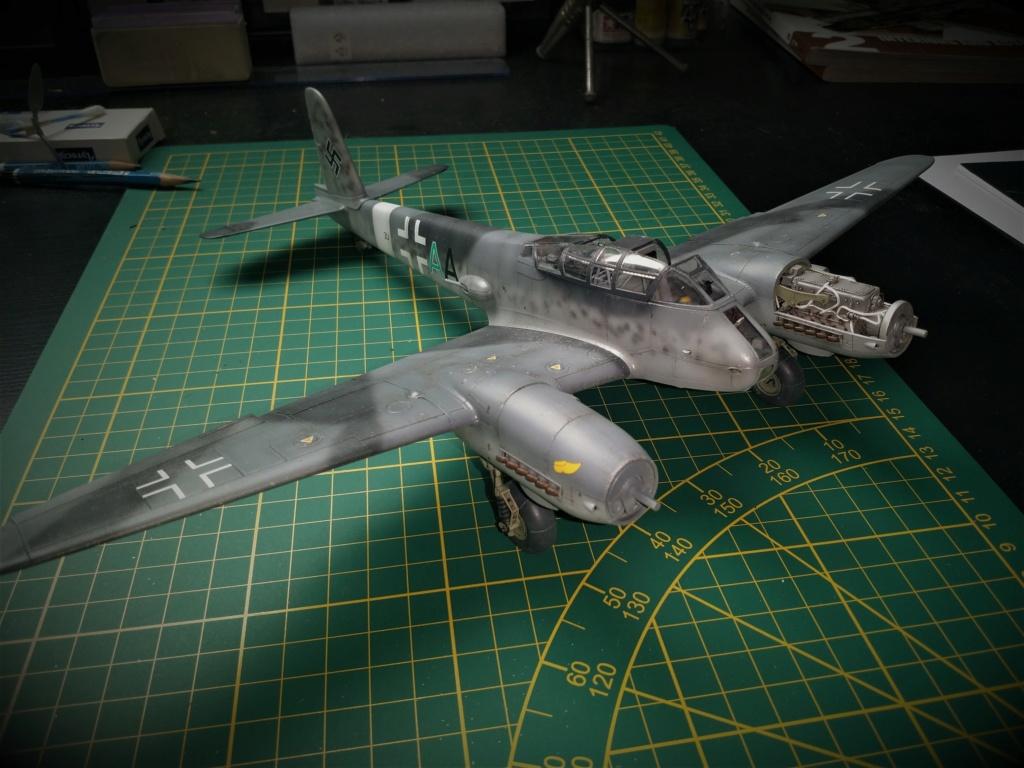 Messerschmitt Me 410B-2/U2/R4 (MENG 1/48) - Page 9 119