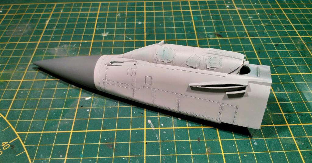 """Mikoyan-Gurevitch MiG-31 BM/BSM """"Foxhound"""" (AMK 1/48) - Page 7 124"""