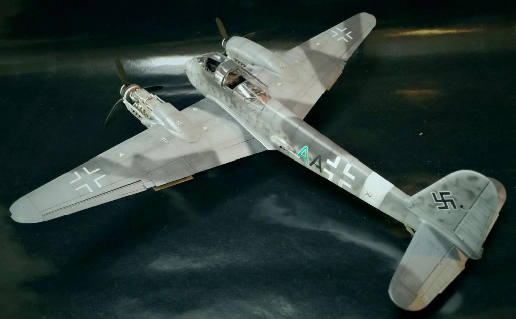 """Messerschmitt Me410B-2/U2/R4 """"Hornisse"""" (MENG 1/48) - Page 19 220"""