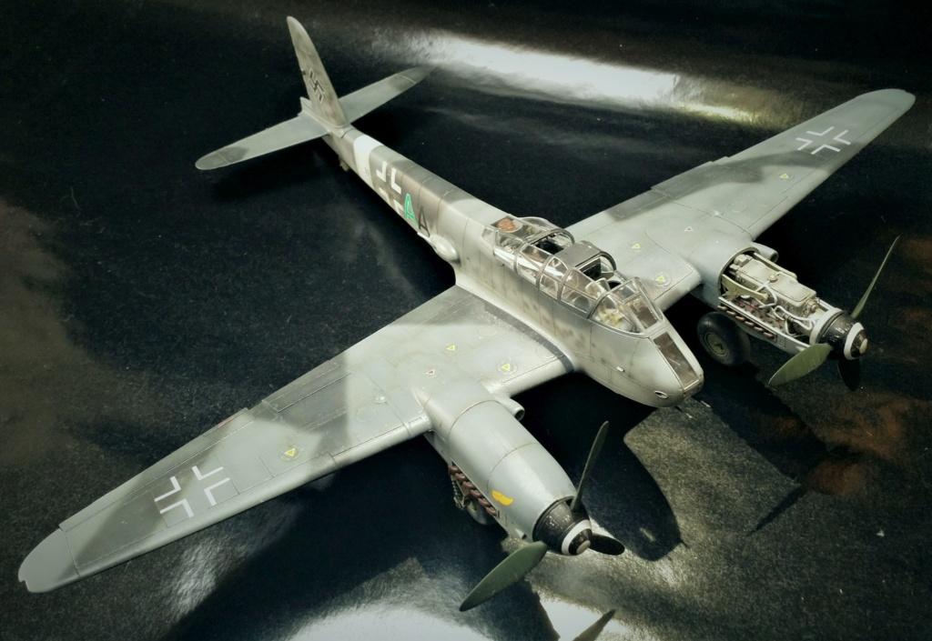 """Messerschmitt Me410B-2/U2/R4 """"Hornisse"""" (MENG 1/48) - Page 19 314"""
