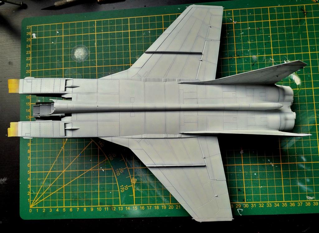 """Mikoyan-Gurevitch MiG-31 BM/BSM """"Foxhound"""" (AMK 1/48) - Page 7 317"""
