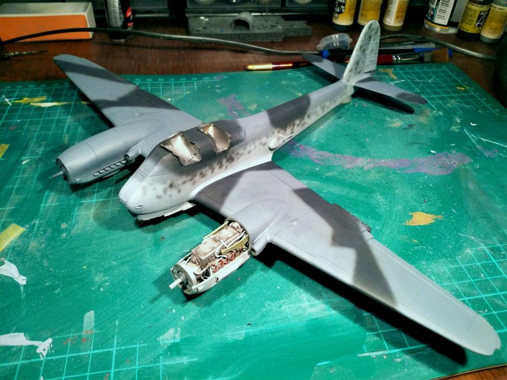 """Messerschmitt Me410B-2/U2/R4 """"Hornisse"""" (MENG 1/48) - Page 15 510"""