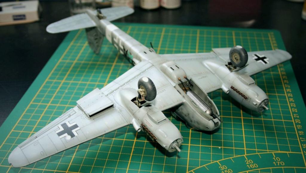 """Messerschmitt Me410B-2/U2/R4 """"Hornisse"""" (MENG 1/48) - Page 19 Img_0411"""