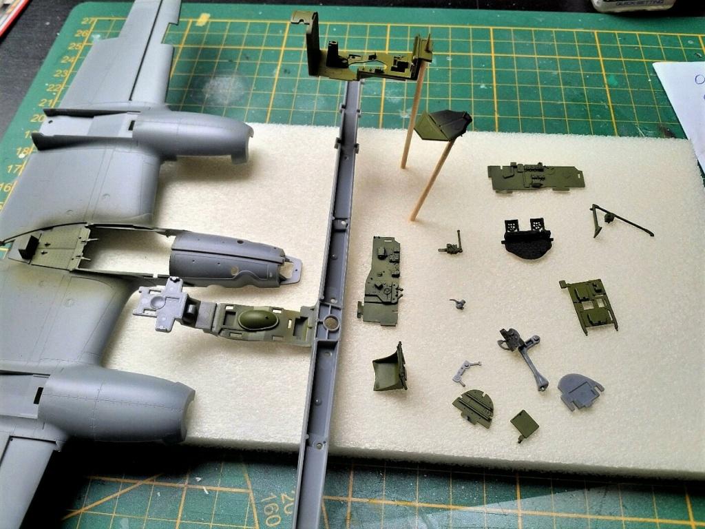 P-38 F Lightning - Tamiya 1/48 Img_2070