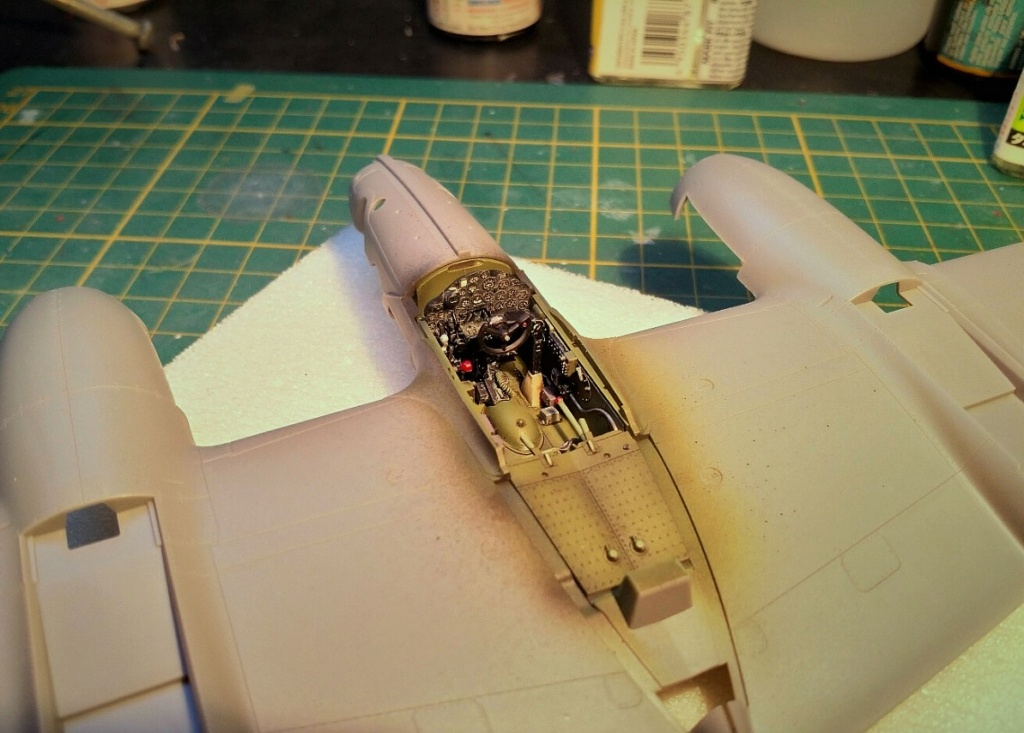 P-38 F Lightning - Tamiya 1/48 Img_2075