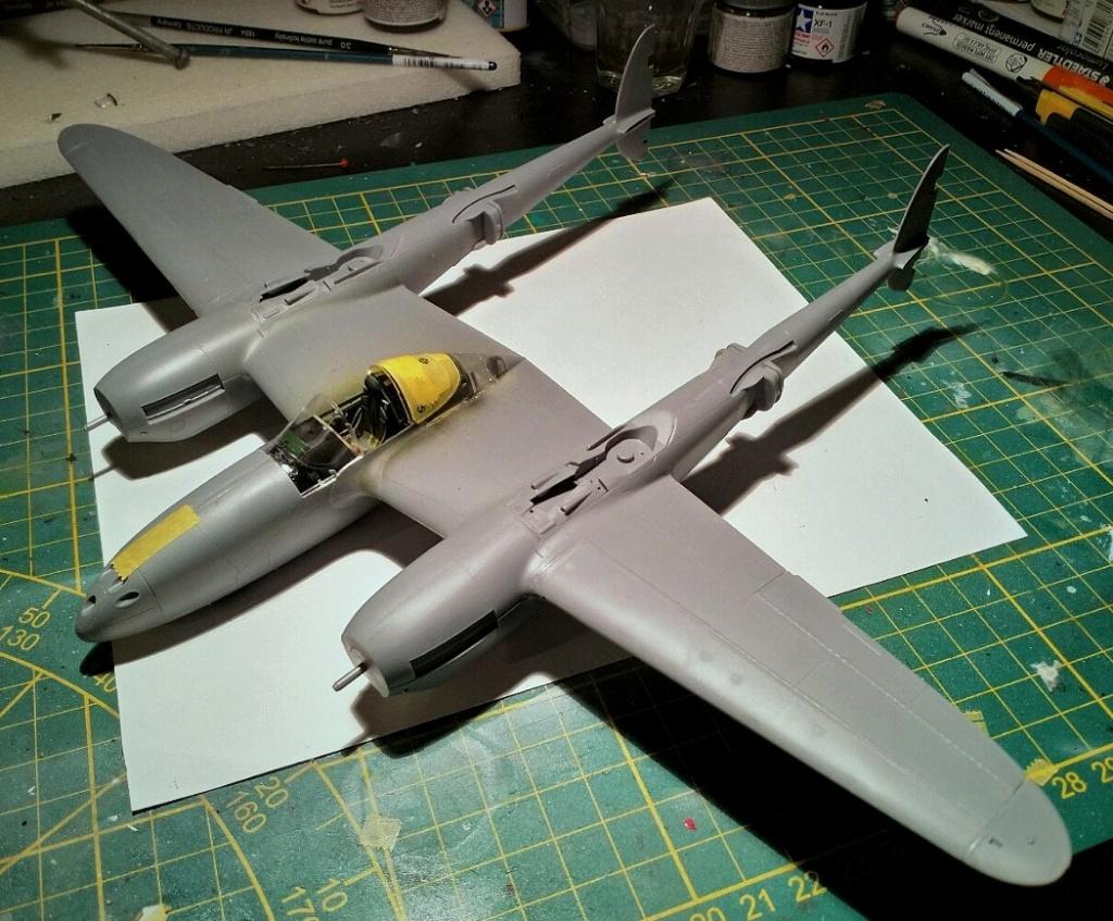 P-38 F Lightning - Tamiya 1/48 - Page 3 Img_2086