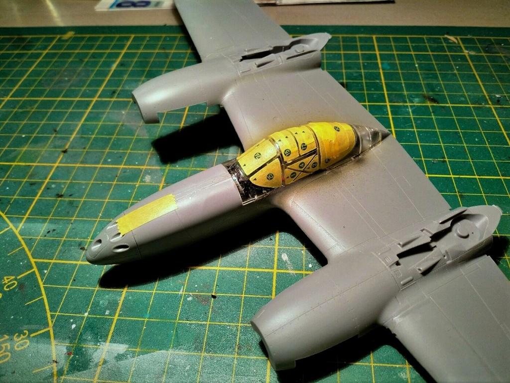 P-38 F Lightning - Tamiya 1/48 - Page 3 Img_2087