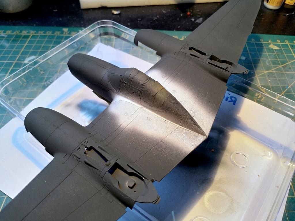 P-38 F Lightning - Tamiya 1/48 - Page 3 Img_2089