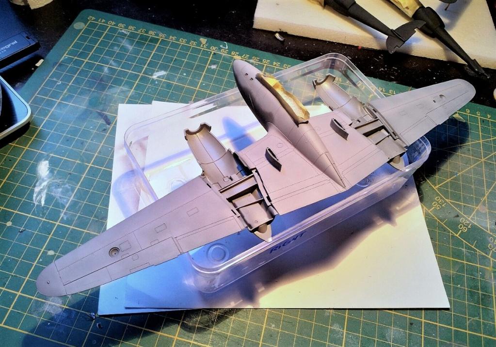 P-38 F Lightning - Tamiya 1/48 - Page 3 Img_2091