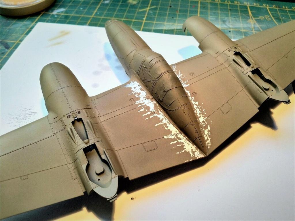 P-38 F Lightning - Tamiya 1/48 - Page 3 Img_2092