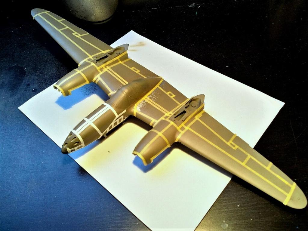 P-38 F Lightning - Tamiya 1/48 - Page 3 Img_2093