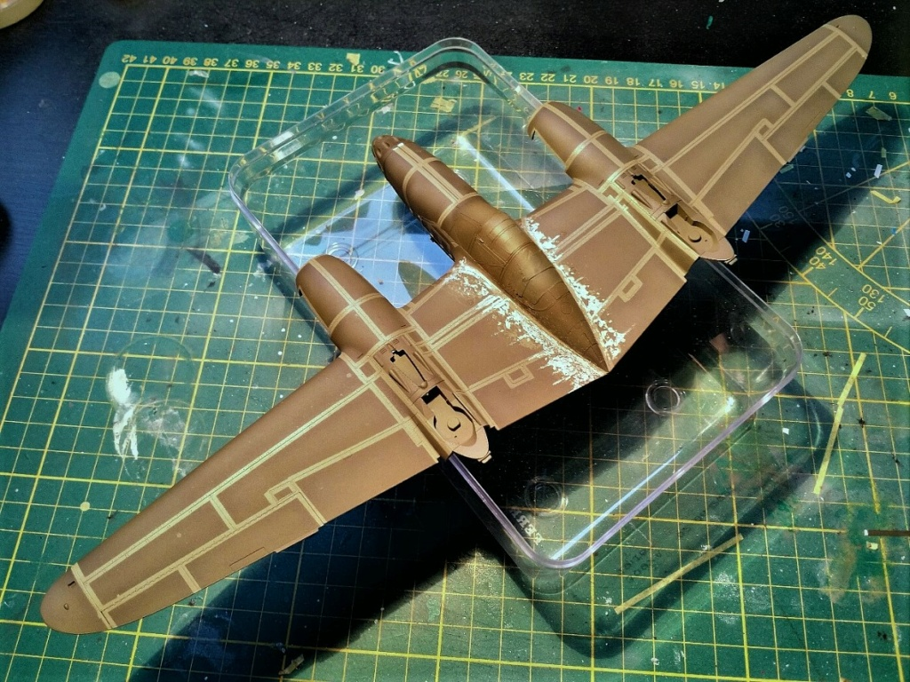P-38 F Lightning - Tamiya 1/48 - Page 3 Img_2094