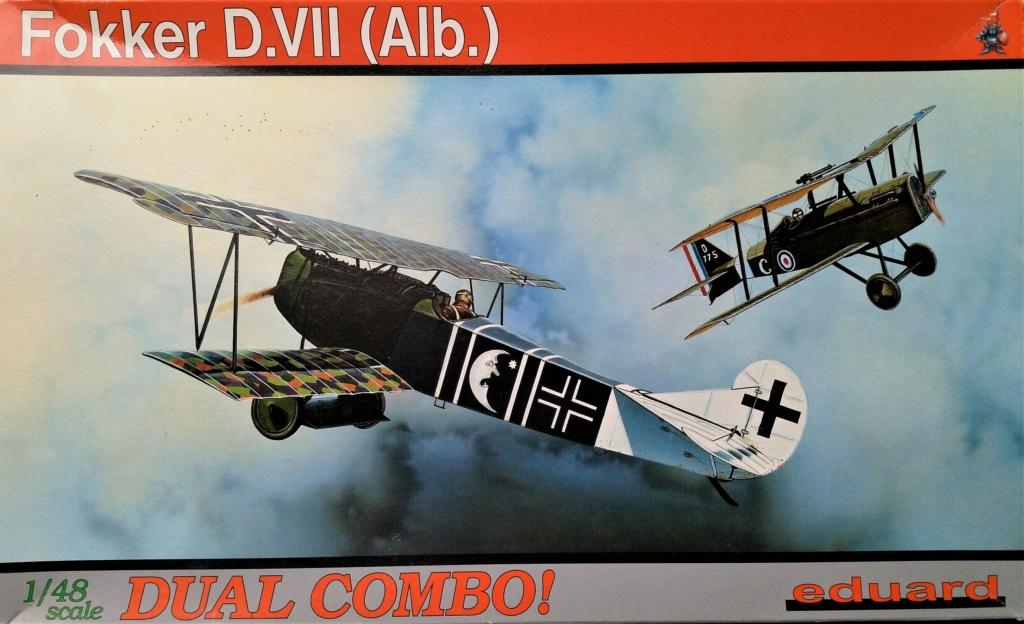 Duo de Fokker D.VII (Eduard Dual Combo - 1/48) Img_2120