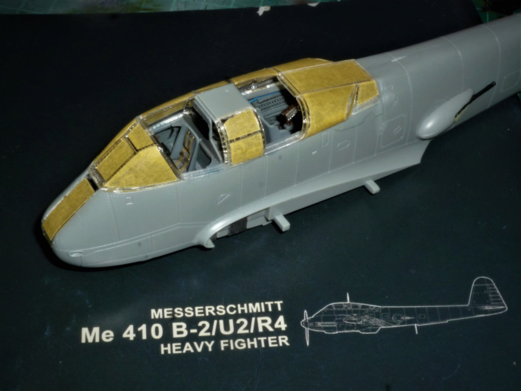 """Messerschmitt Me410B-2/U2/R4 """"Hornisse"""" (MENG 1/48) - Page 12 P1110116"""