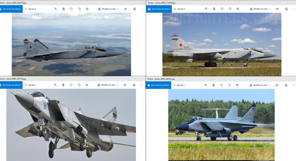 """Mikoyan-Gurevitch MiG-31 BM/BSM """"Foxhound"""" (AMK 1/48) - Page 7 Sans_t15"""