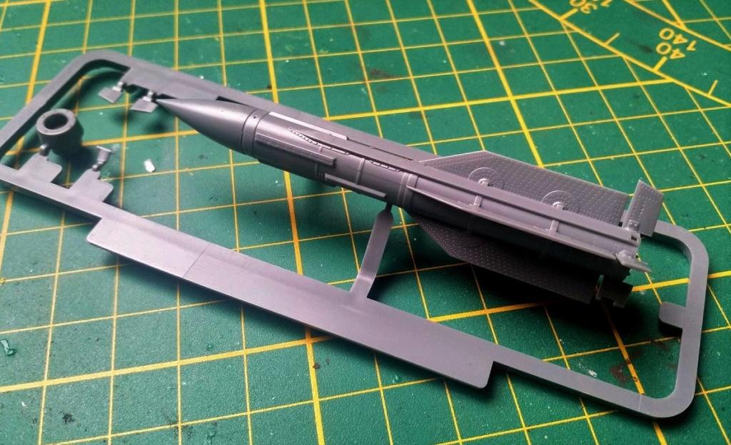 "Mikoyan-Gurevitch MiG-31 BM/BSM ""Foxhound"" (AMK 1/48) Thumbn65"