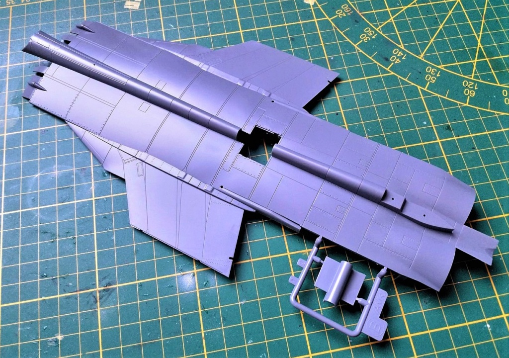 "Mikoyan-Gurevitch MiG-31 BM/BSM ""Foxhound"" (AMK 1/48) - Page 2 Thumbn83"