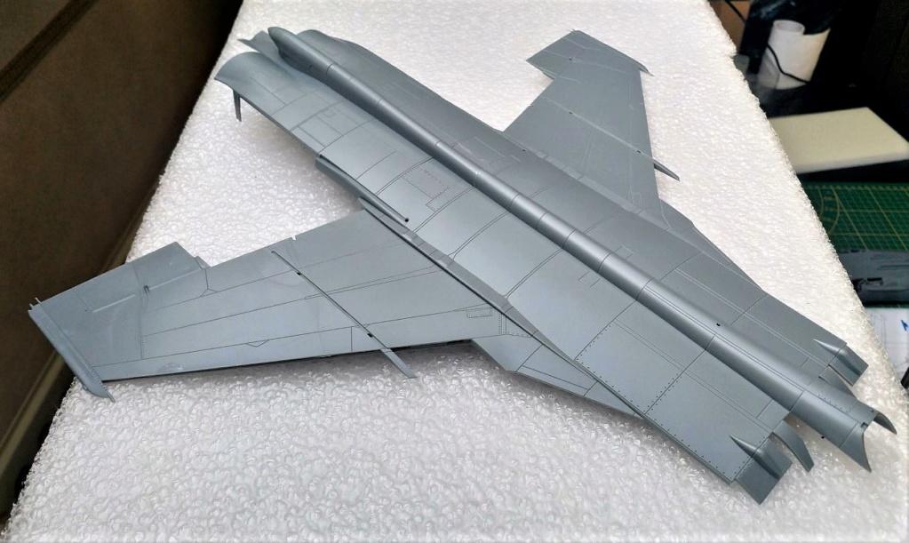 "Mikoyan-Gurevitch MiG-31 BM/BSM ""Foxhound"" (AMK 1/48) - Page 2 Thumbn84"