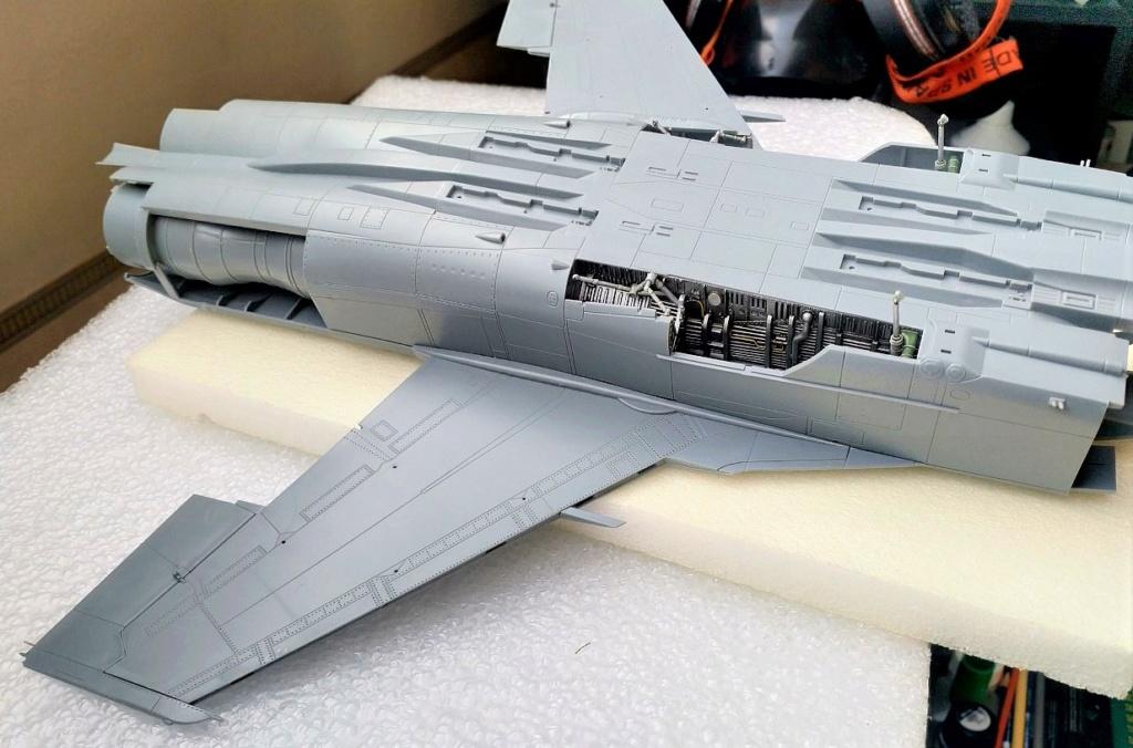 "Mikoyan-Gurevitch MiG-31 BM/BSM ""Foxhound"" (AMK 1/48) - Page 2 Thumbn85"