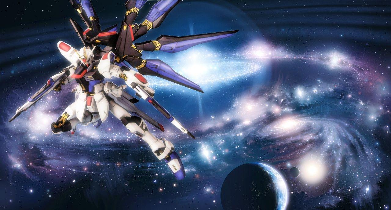 Random Gundam CG database Strike10