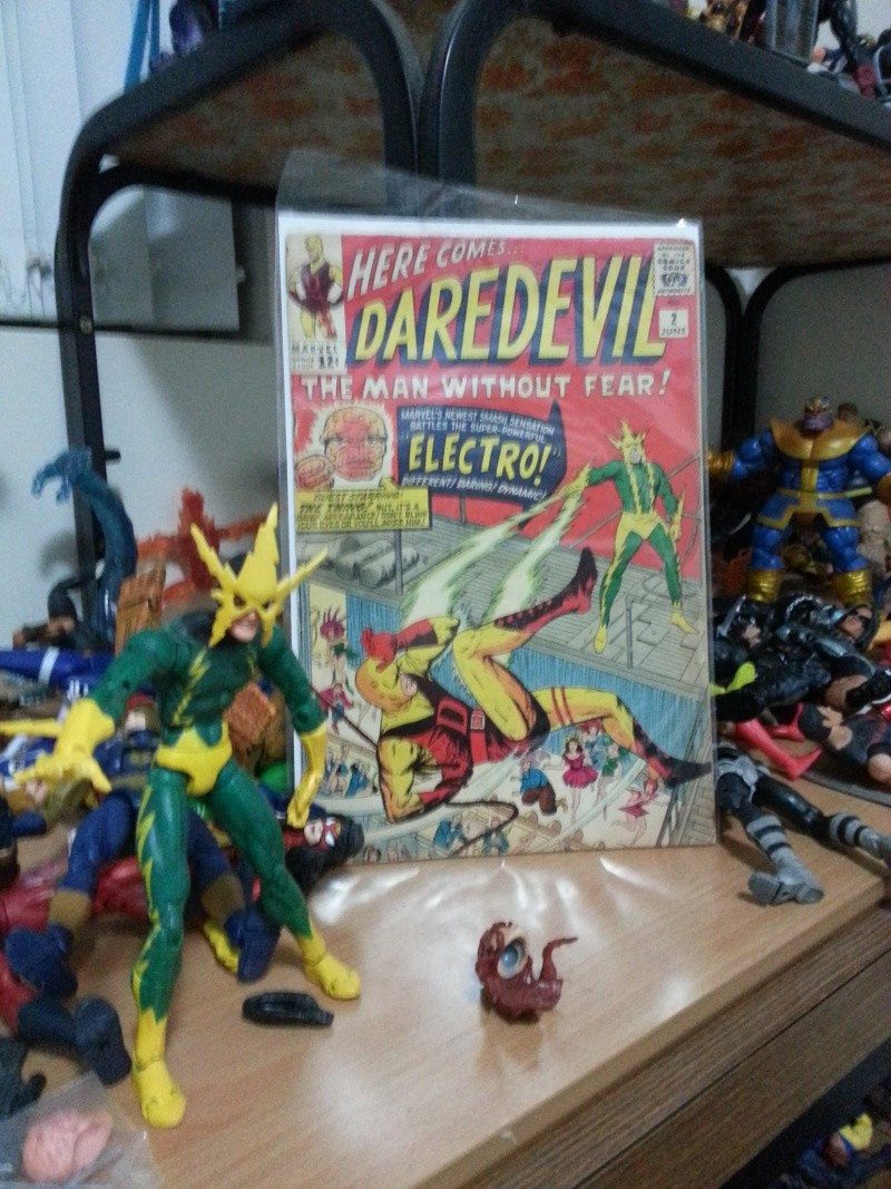 Whats your rarest comics or oldest you ever owned? 20121210