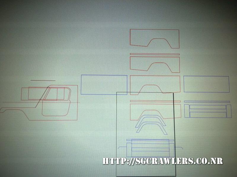 brute - Boolean21's AEV Jeep Brute 1/10 scratch build - Page 2 20121256