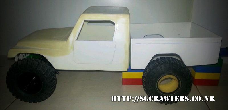 brute - Boolean21's AEV Jeep Brute 1/10 scratch build - Page 2 20130142