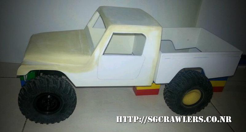 brute - Boolean21's AEV Jeep Brute 1/10 scratch build - Page 2 20130143