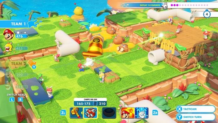 mario - Mario + Rabbids® Kingdom Battle [XCI][MEGA] 00710