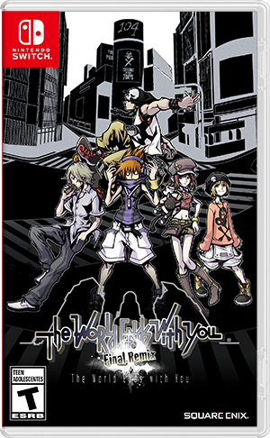 The World Ends with You [NSP][MEGA] 0f0l1m10