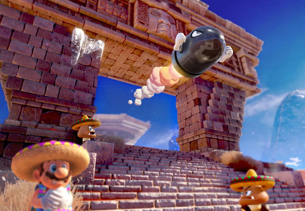 Super Mario Odyssey [NSP][GDrive] 15054910