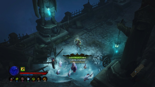 Titulo: Diablo III: Eternal Collection [nsp][MEGA] 20140710