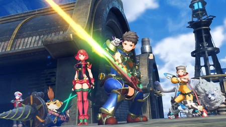 Switch - Xenoblade Chronicles 2 [NSP][switch] 450_1010