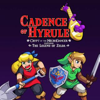 zelda - Cadence of Hyrule Crypt of the NecroDancer Featuring The Legend of Zelda [nsp][2host] 56850410