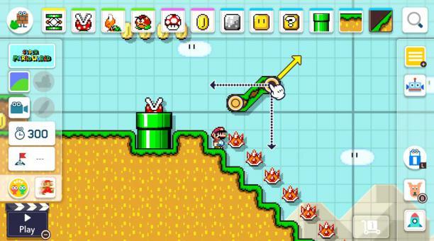 super - Super Mario Maker 2 [nsp][2host] 5c65a210