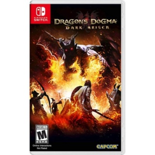 dragon - Dragon's Dogma: Dark Arisen [nsp][MEGA] 63239810