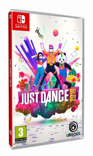 Switch - Just Dance 2019 + update [Nsp][Switch] 71epok10