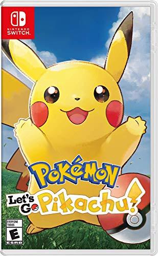 Pokémon Let's Go Pikachu[MEGA][NSP] 81bc4k10