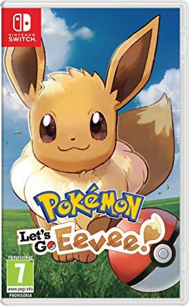 Pokémon Let's Go Eevee! 81jm6a10