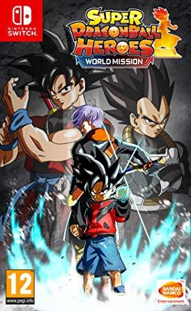 super - Super Dragon Ball Heroes: World Mission [NSP][MEGA] 81om4o10