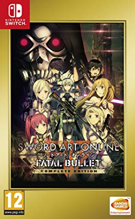 Sword Art Online Fatal Bullet Complete Edition [NSP] 81trqb10