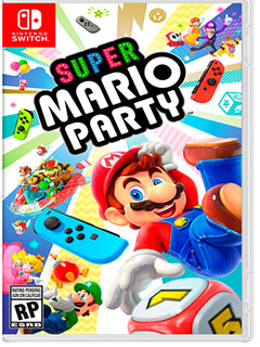 Switch - SUPER MARIO PARTY [SWITCH][XCI][MEGA] 8579310
