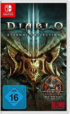 Titulo: Diablo III: Eternal Collection [nsp][MEGA] 914f5m10