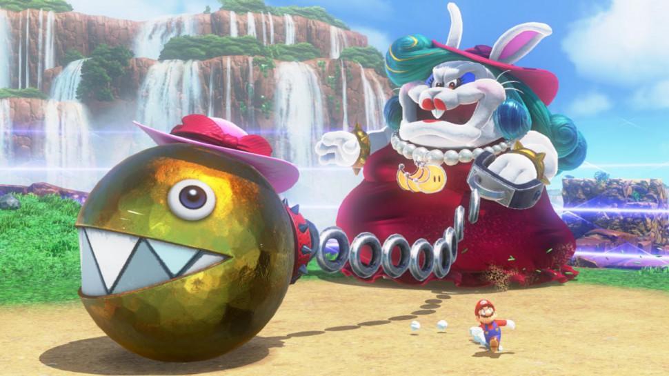 Super Mario Odyssey [NSP][GDrive] Cuanta10
