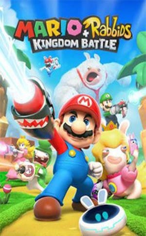 mario - Mario + Rabbids® Kingdom Battle [XCI][MEGA] D10