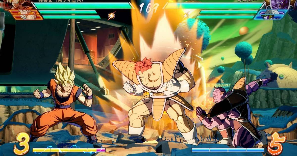 Dragon Ball FighterZ [switch][nsp] Dragon11